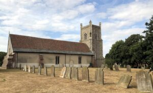 Friston Parish Church Suffolk IP17.