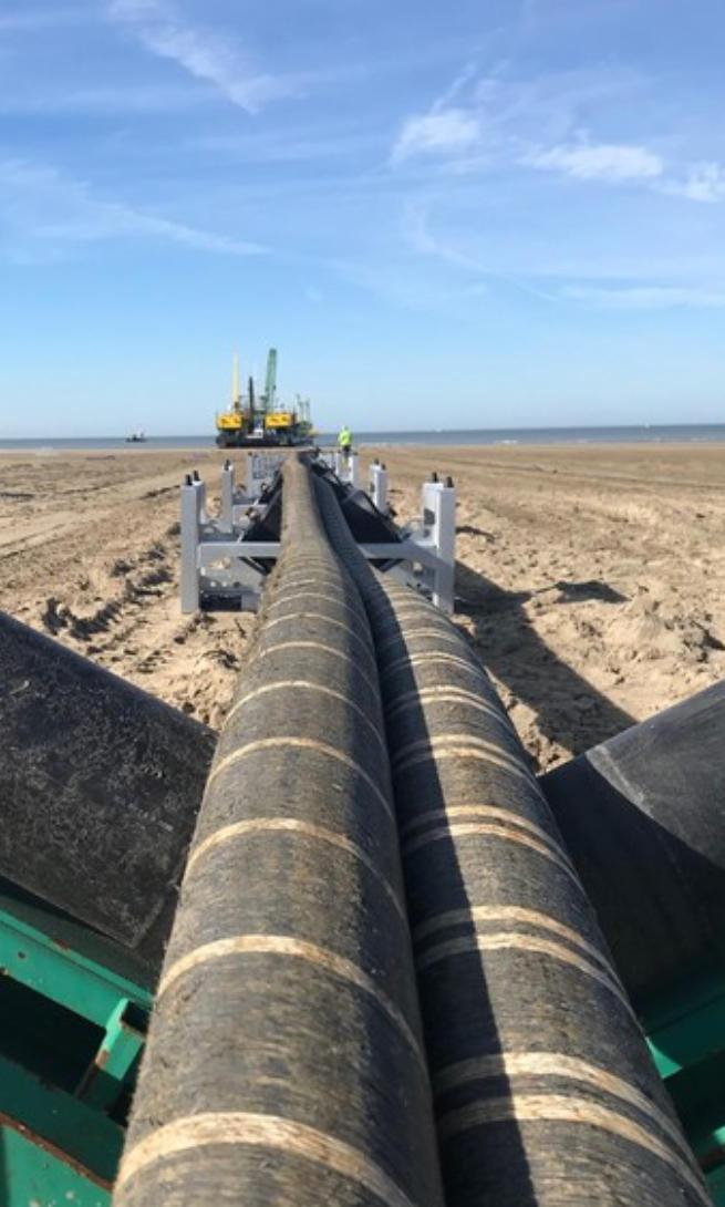Electricity grid interconnectors UK - EU