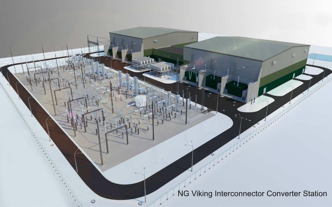 NGV - Converter Station